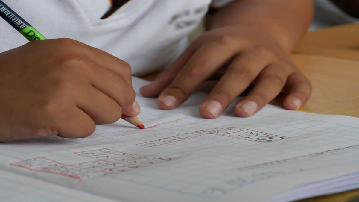 Is Mathematics really hard?