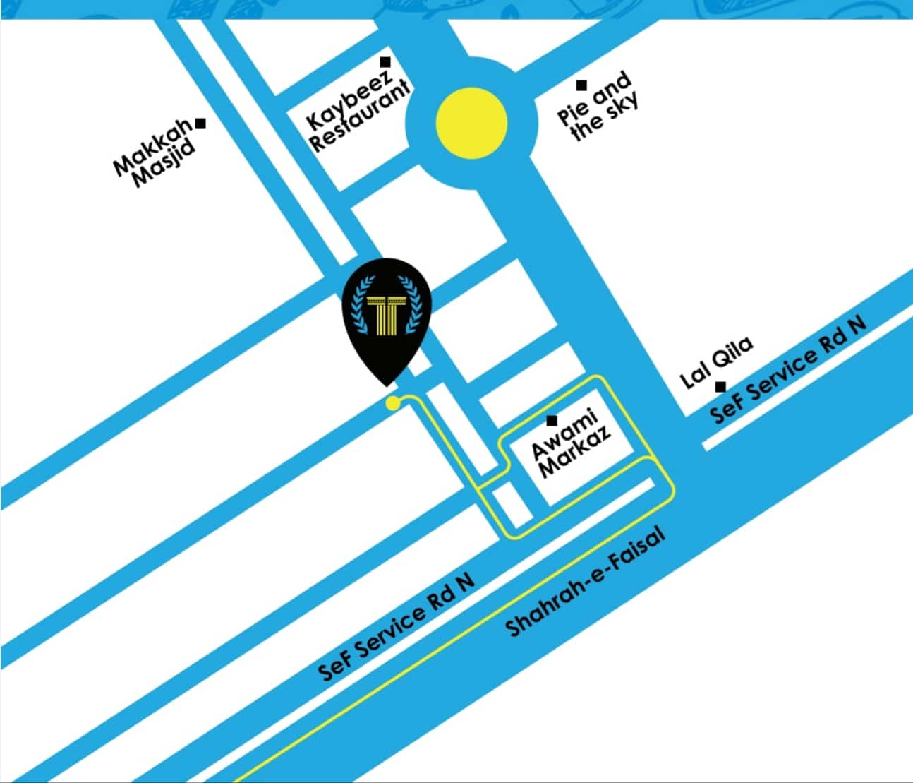 Tutors and tuition - A Karachi based Home and Online Tuition Institute - Google Map
