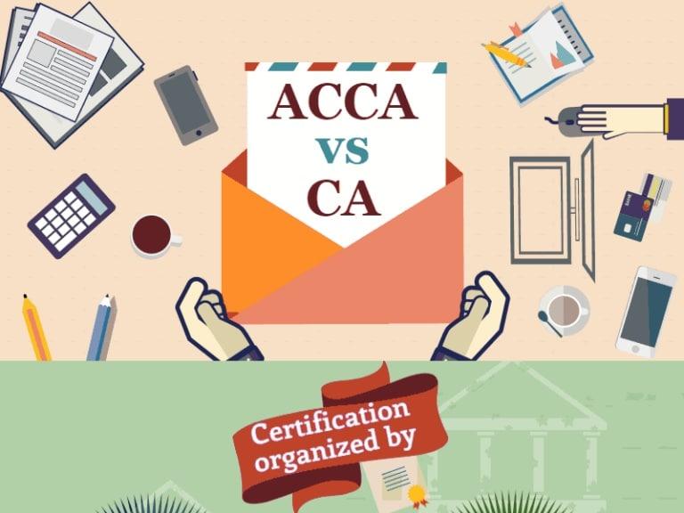 ACCA vs CA